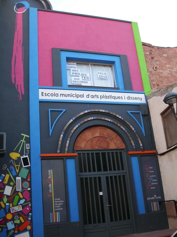 Escola d'Arts i Disseny de Móra la Nova