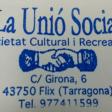 Unió Social de Flix