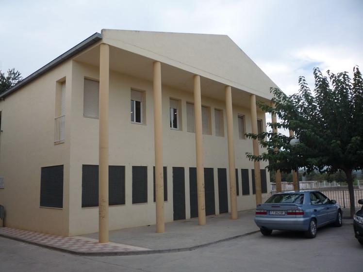 Biblioteca Josep Avinyó de Ginestar