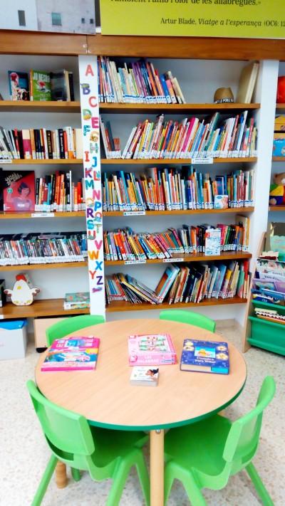 Biblioteca- Centre Cultural Artur Bladé